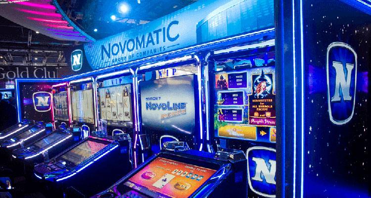 Novomatic — проверенный производитель игровых автоматов